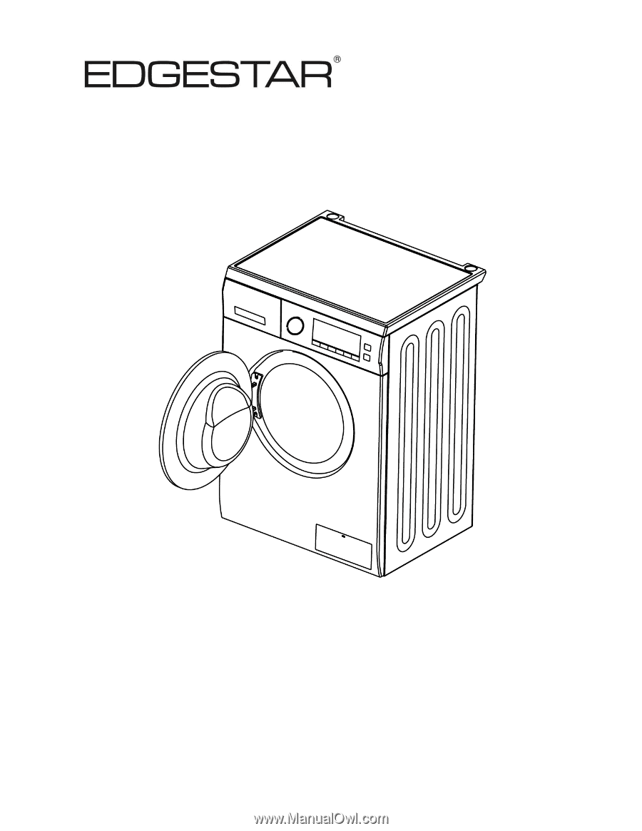hight resolution of combo washer dryer owner s manual