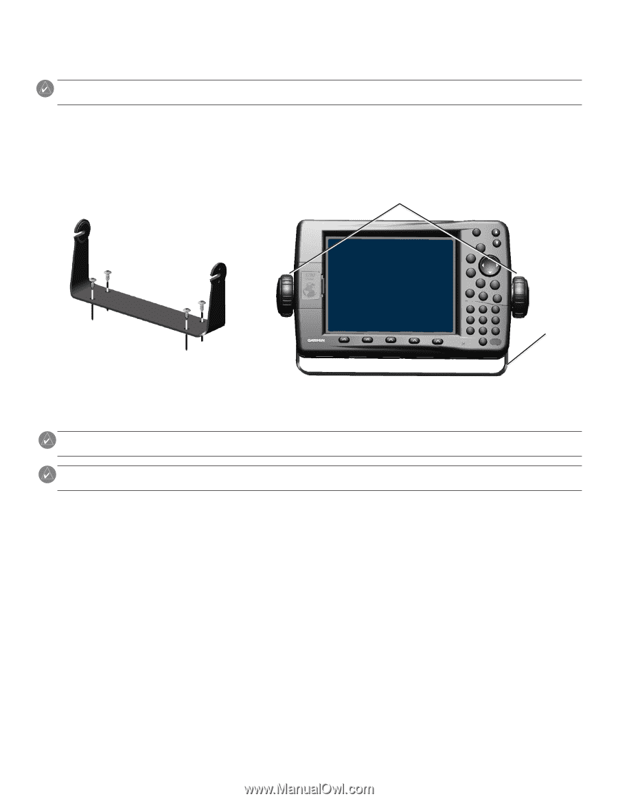 medium resolution of garmin gpsmap 3205 installation instructions page 6gpsmap 3000 series installation instructions
