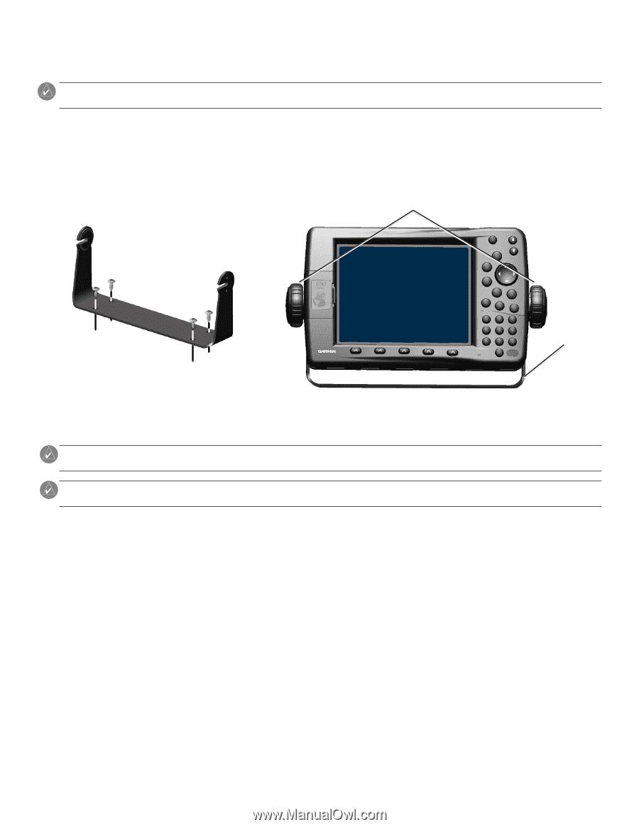 hight resolution of garmin gpsmap 3205 installation instructions page 6gpsmap 3000 series installation instructions