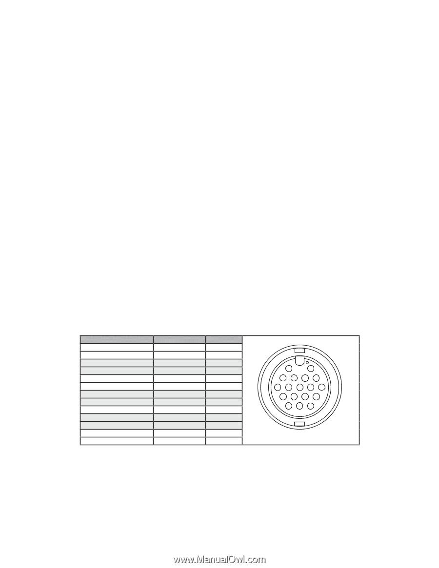 medium resolution of gpsmap 3000 series installation instructions