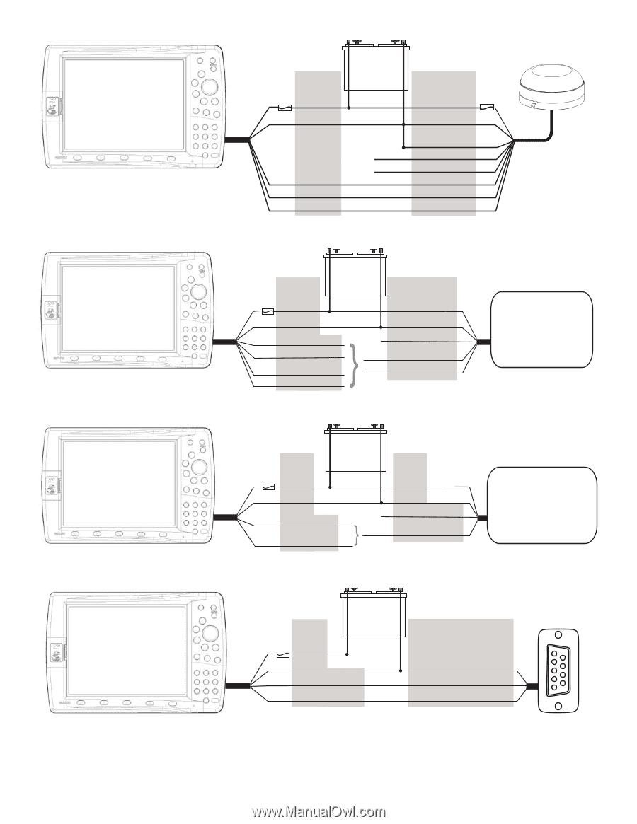 medium resolution of garmin gpsmap 3205 installation instructions page 67 gpsmap 3000 series installation instructions