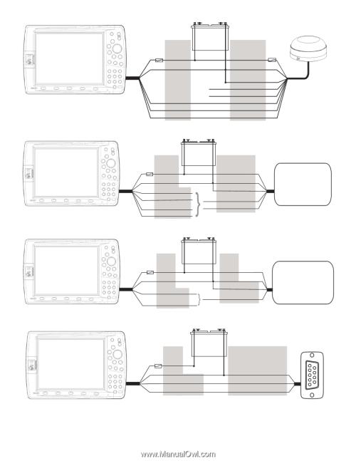 small resolution of garmin gpsmap 3205 installation instructions page 67 gpsmap 3000 series installation instructions