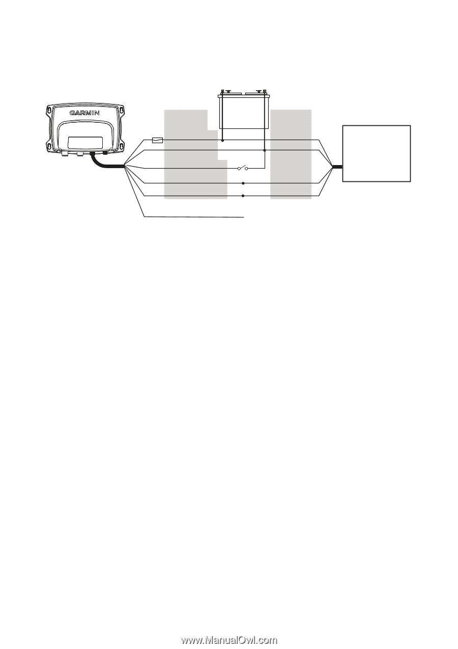 hight resolution of  garmin transponder garmin ais 300 installation instructions on garmin simulator 300 garmin ais 300 garmin installing your vhf