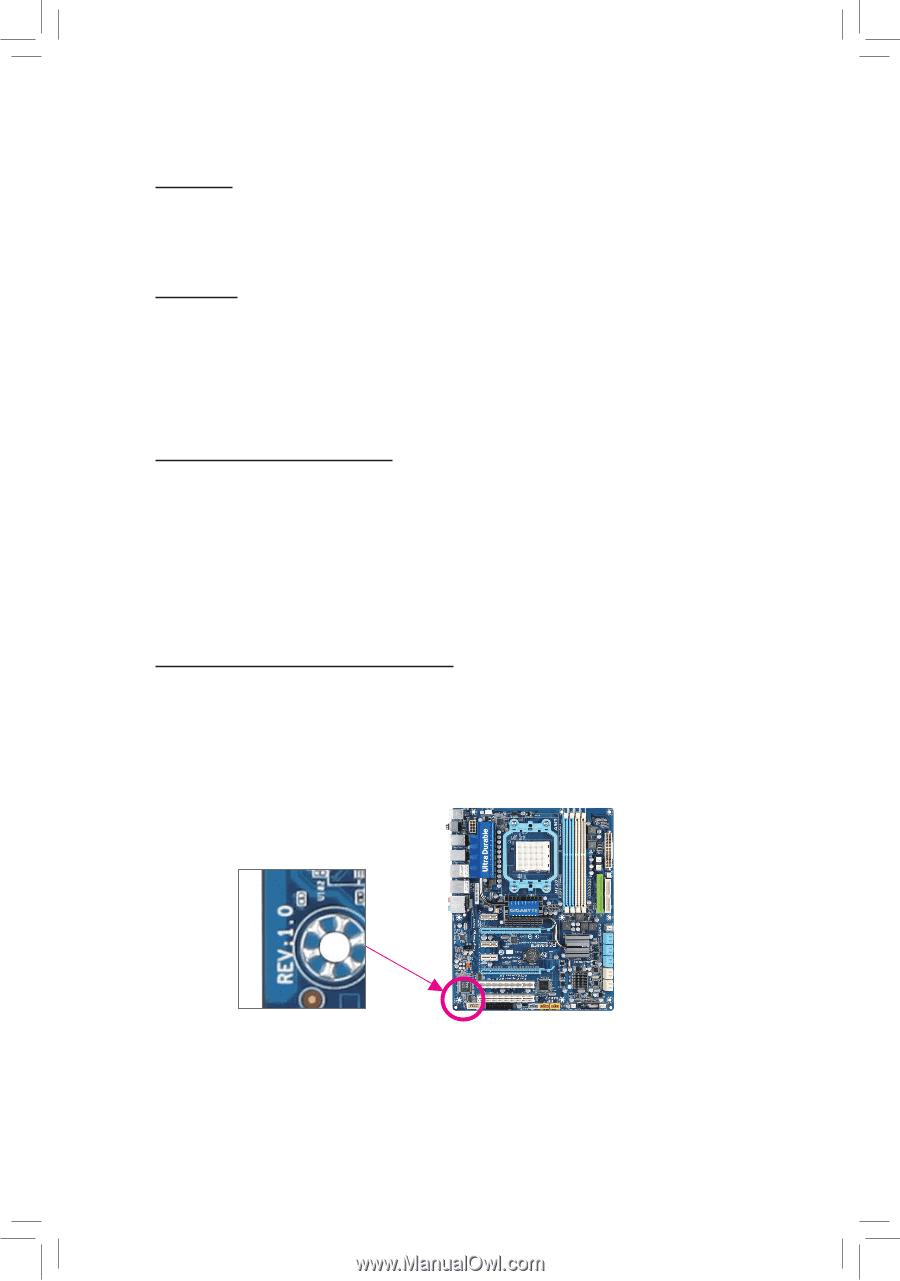 GIGABYTE GA-890GPA-UD3H RENESAS USB 3.0 WINDOWS 10 DRIVER