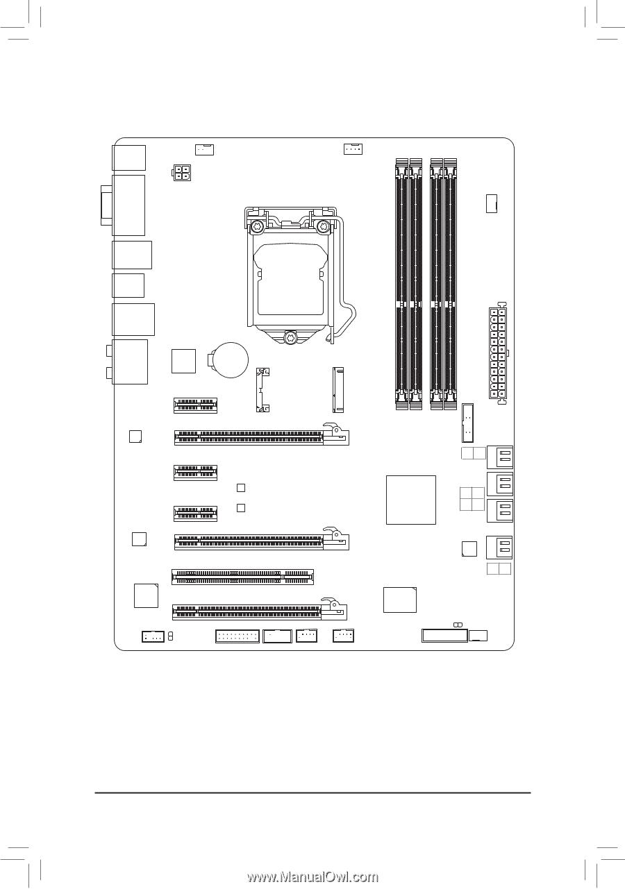 GIGABYTE GA-Z77X-D3H MANUAL PDF