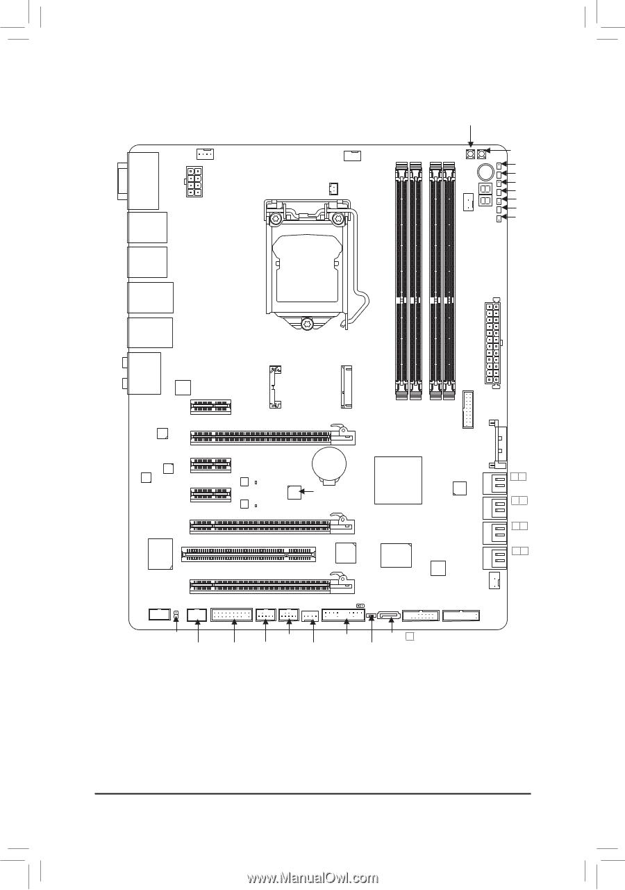 GIGABYTE GA-Z77X-UD5H MANUAL PDF