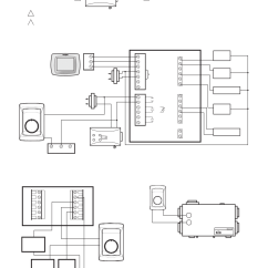 2 Stage Thermostat Wiring Diagram Can Am Atv Parts Honeywell H8908aspst | Installation Instructions - Page 5