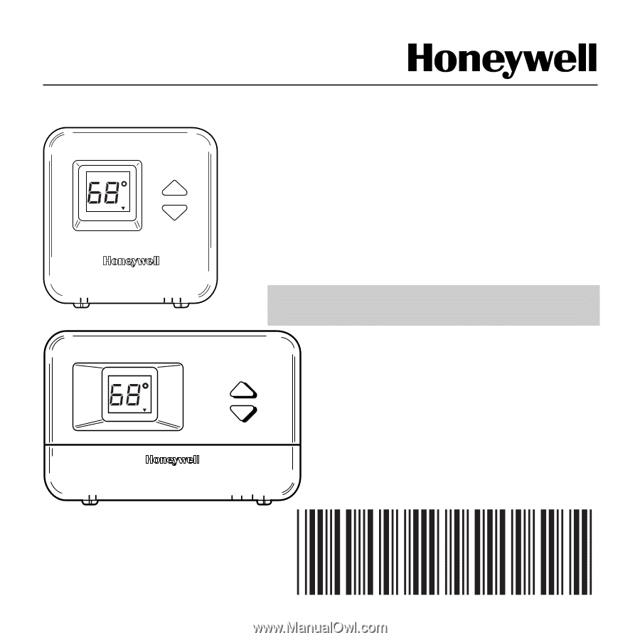 medium resolution of honeywell thermostats heating venting amp cooling the 5 day programmability can quickly view contents go page where will find solution your problem pro