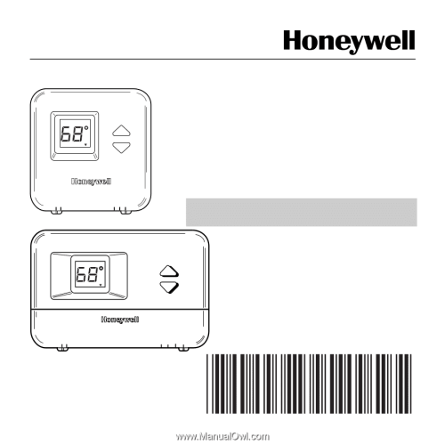 small resolution of honeywell thermostats heating venting amp cooling the 5 day programmability can quickly view contents go page where will find solution your problem pro