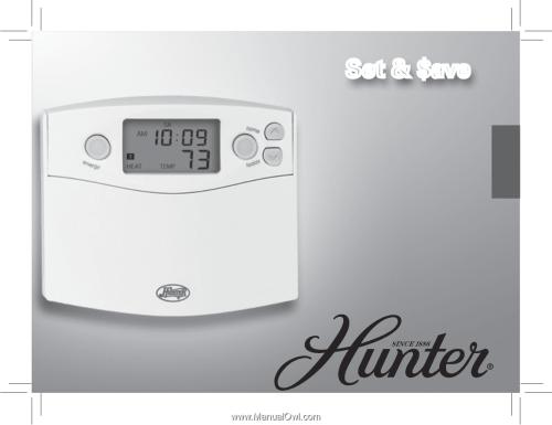 small resolution of hunter 44377 owner s manual rh manualowl com hunter ceiling fan wiring diagram hunter 3 speed fan switch wiring diagram