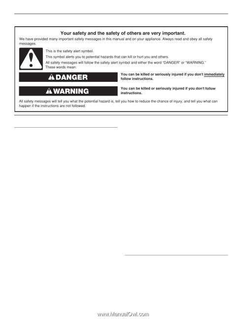 small resolution of jenn air jmw3430ds installation instruction page 2