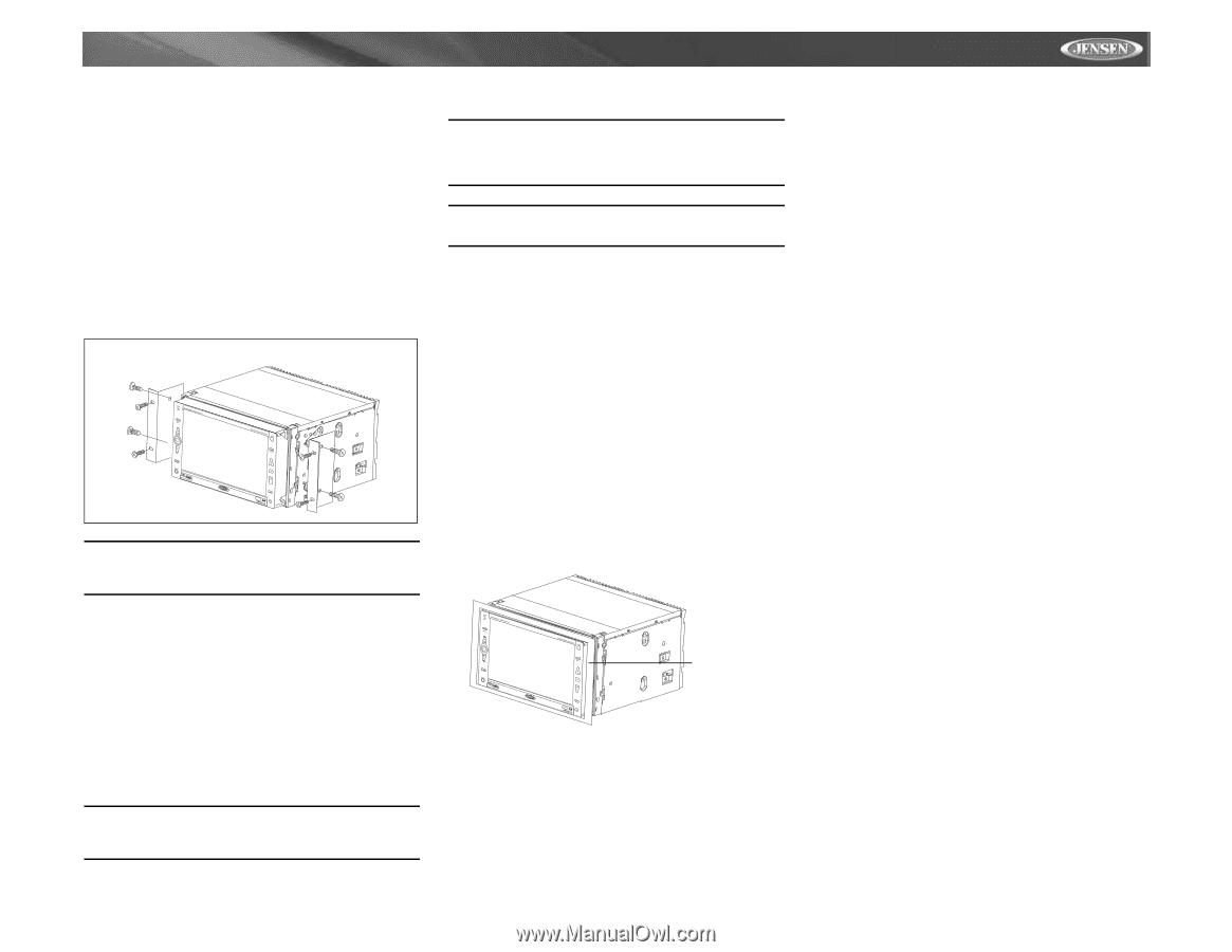 JENSEN VM9021TS MANUAL PDF