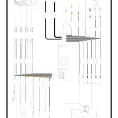 Marine Stereo Wiring Diagram 93 Mazda B2200 Radio Jensen Uv10 Harness 4 Channel Amplifier