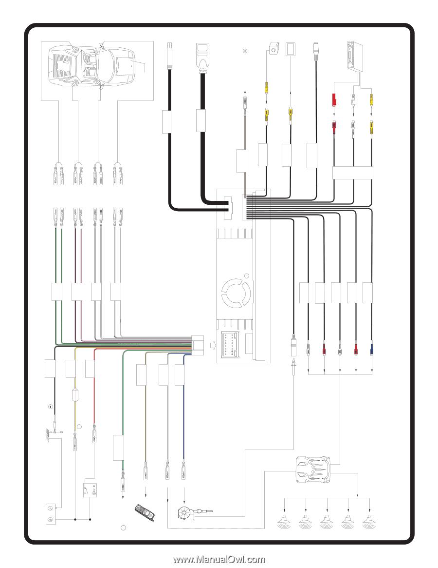 medium resolution of 7 pin trailer wiring diagram printable
