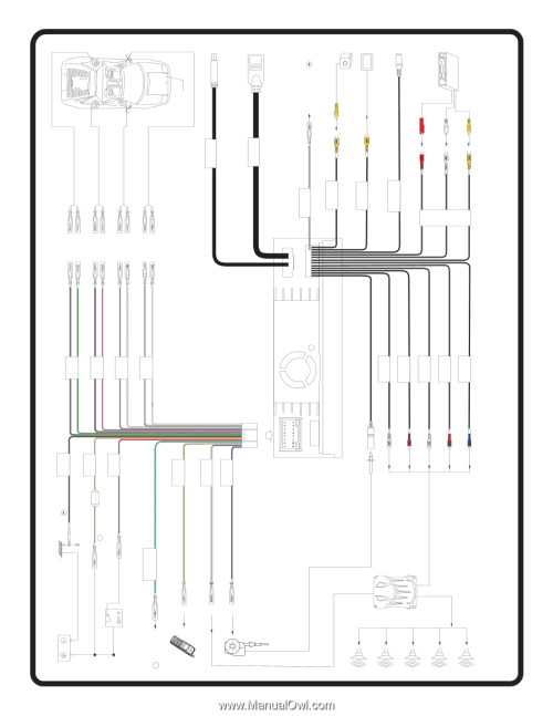 small resolution of 7 pin trailer wiring diagram printable