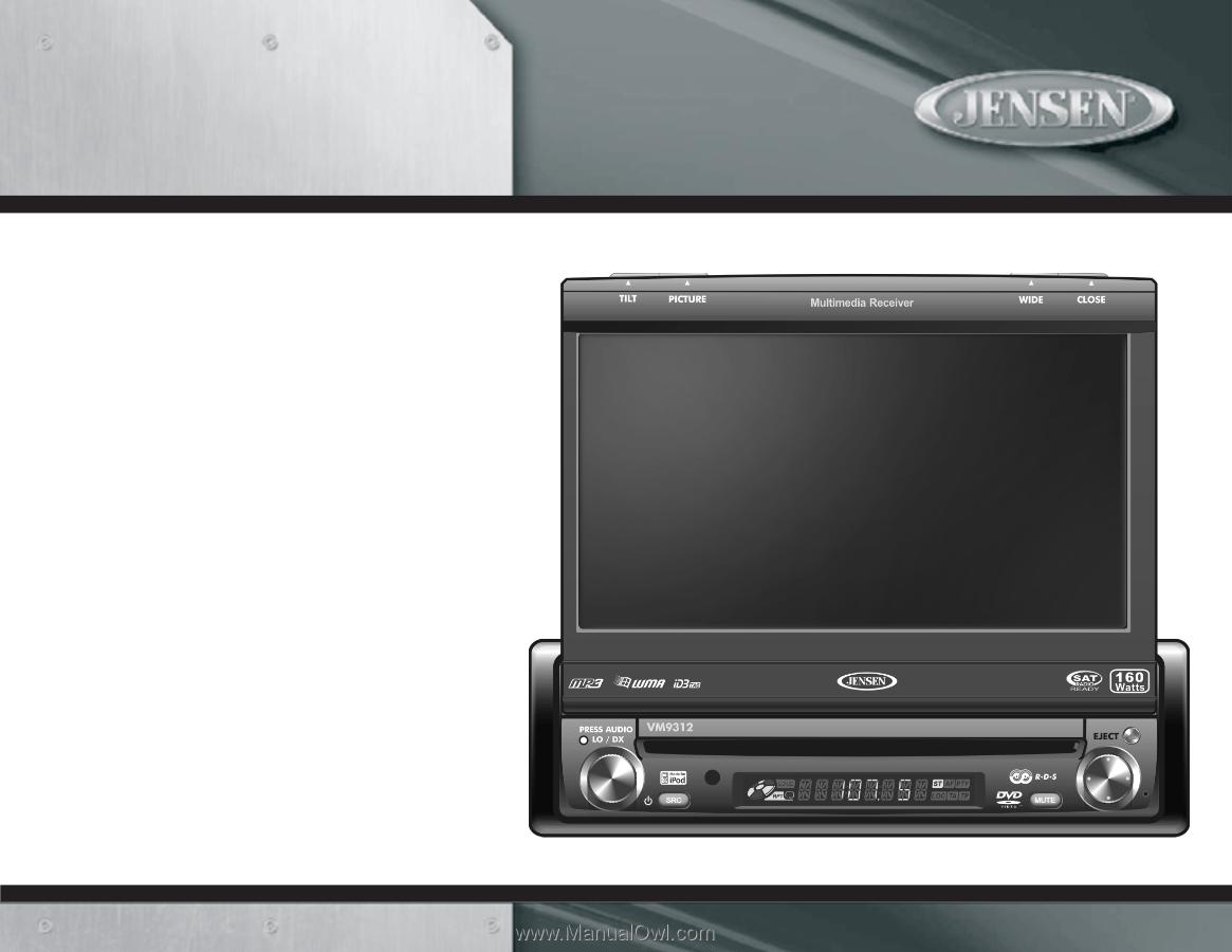 hight resolution of jensen vm9412 car wiring diagrams jensen speaker wiring diagram