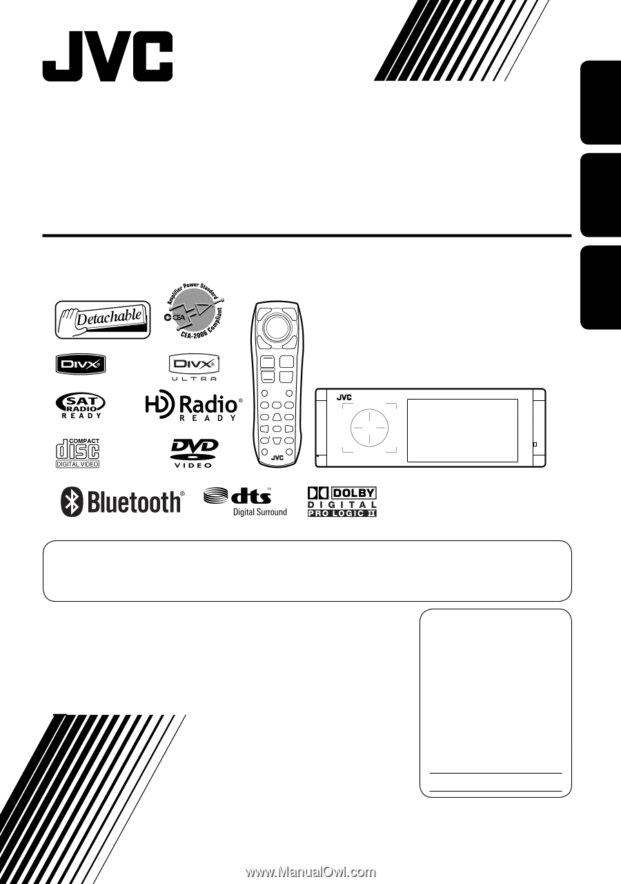 medium resolution of jvc kd avx44 instructions jvc kdavx44 wiring dvd player with lcd monitor