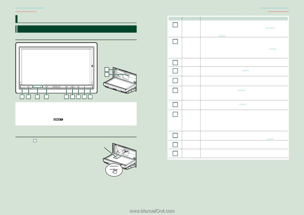 medium resolution of  kenwood kenwood dnx6990hd instruction manual on kenwood dnx9990hd wiring diagram kenwood dpx301 wiring diagram