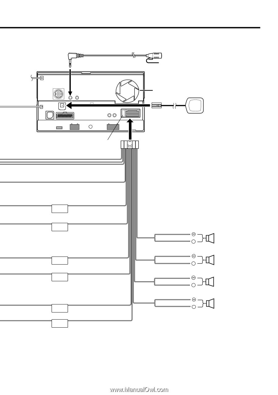 kenwood ddx7019 wiring diagram