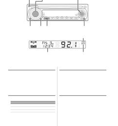 kenwood kdc 132 instruction manual english [ 900 x 1284 Pixel ]