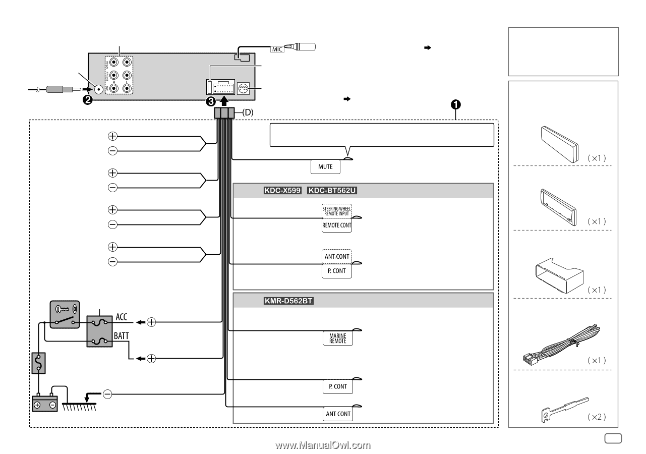 kenwood kdc wiring diagram bt telephone master socket bt562u 33