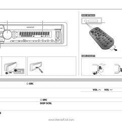 Kenwood Excelon Stereo Wiring Diagram 1983 Ford F150 Alternator Ddx516