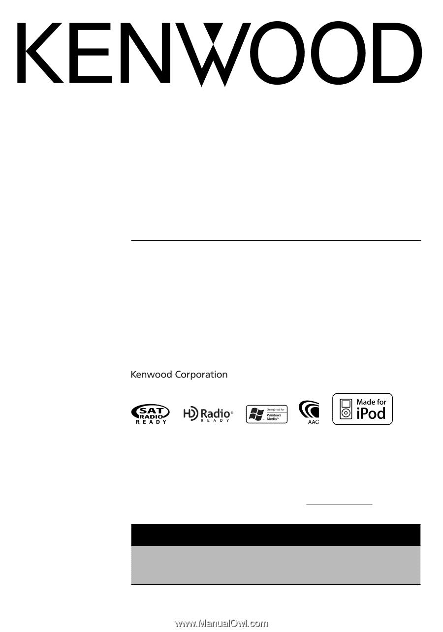 medium resolution of kenwood compatibility chart kdc x492 kdc mp438u