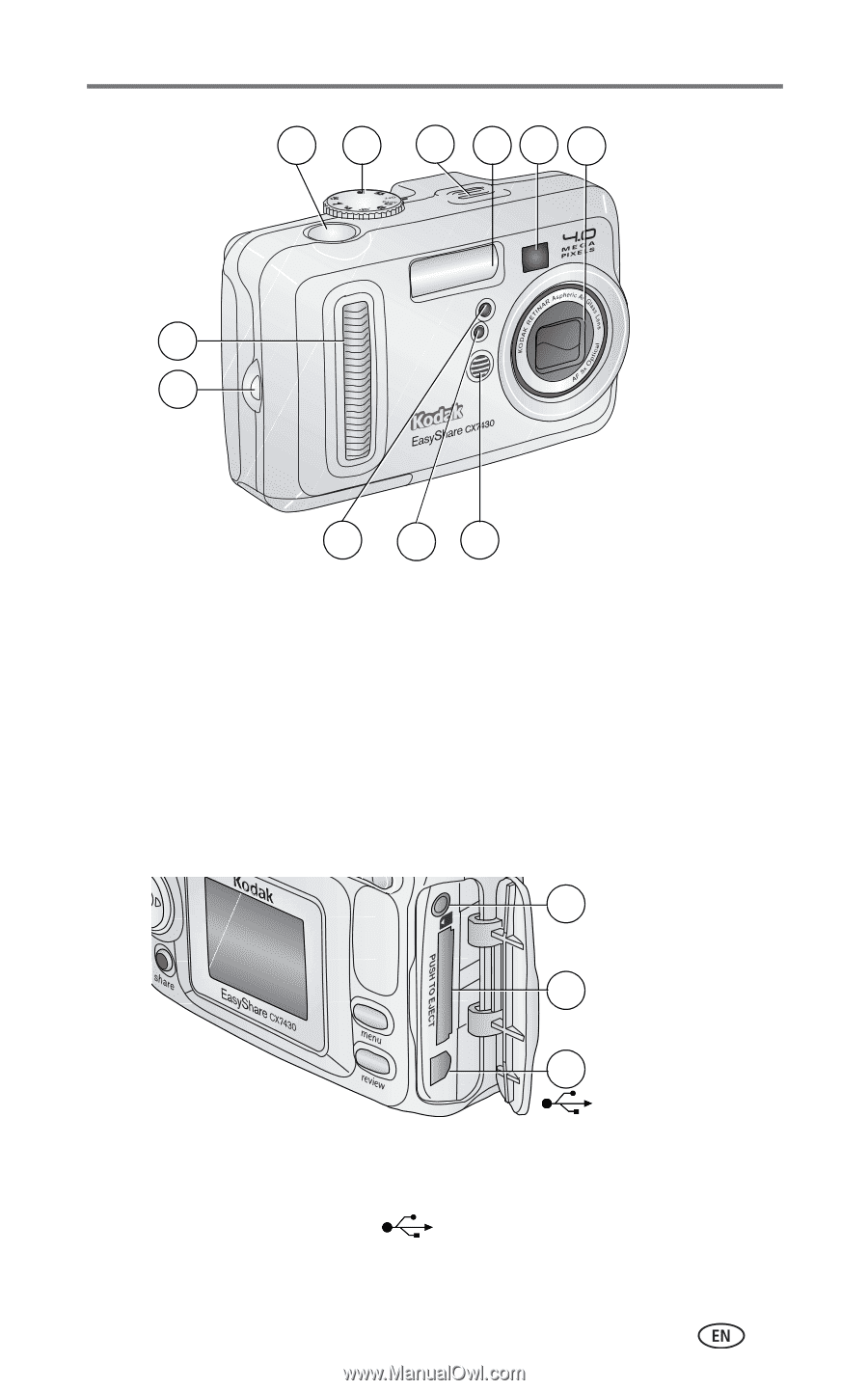 KODAK CX7430 MANUAL PDF