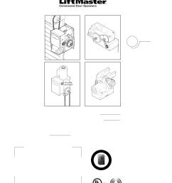 commercial door opener wiring [ 900 x 1101 Pixel ]