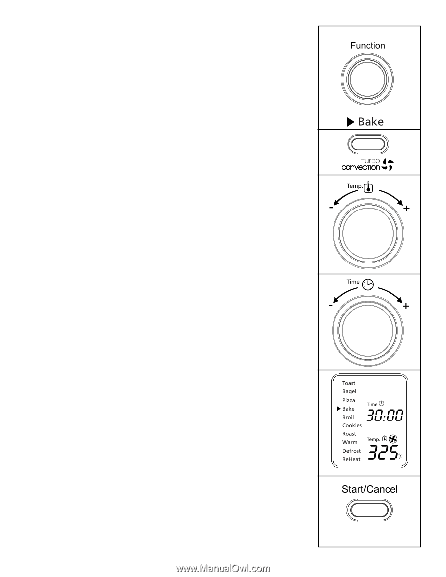 hight resolution of oster 6 slice digital toaster oven manual page 10