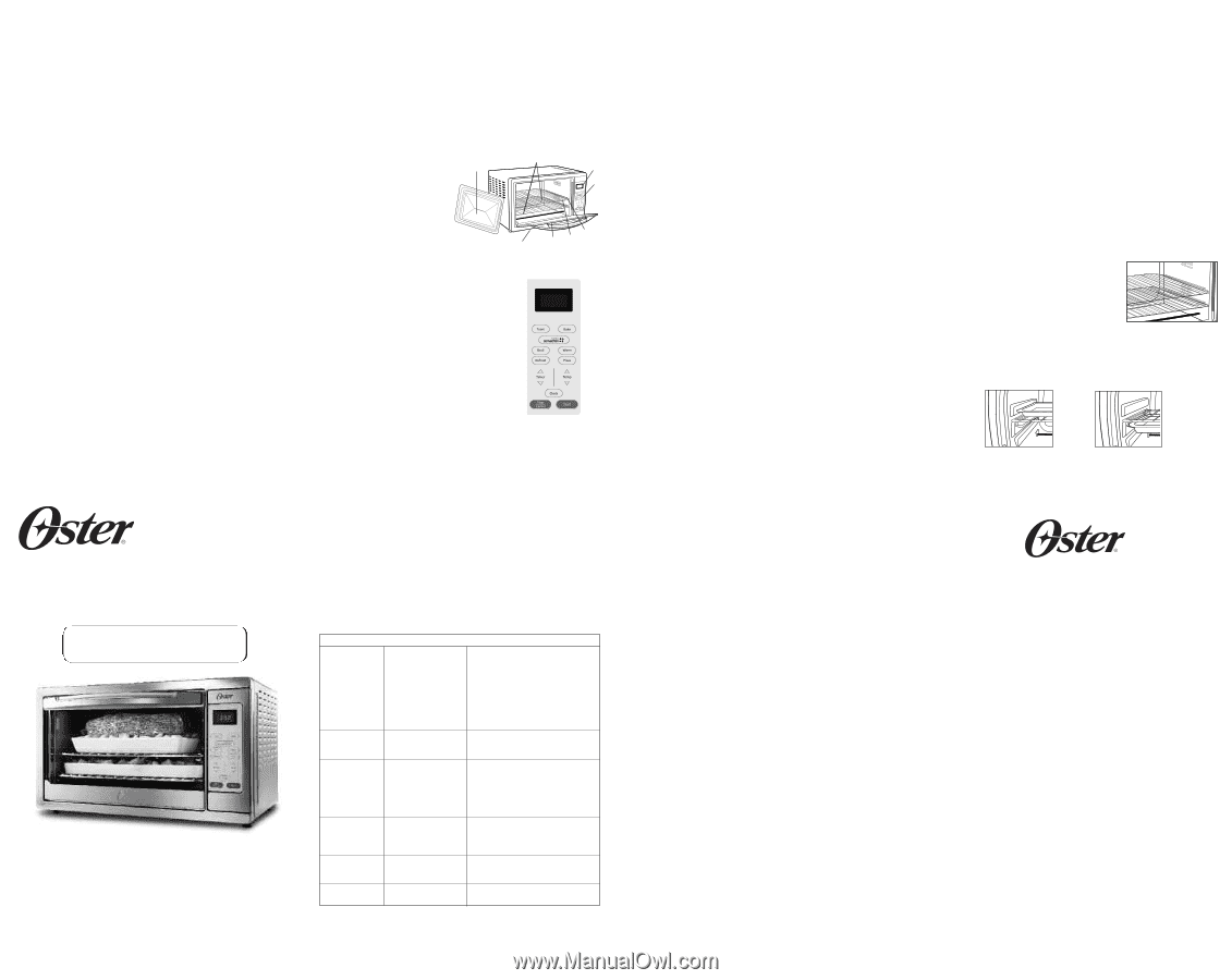 Oster Designed for Life Extra-Large Convection Toaster