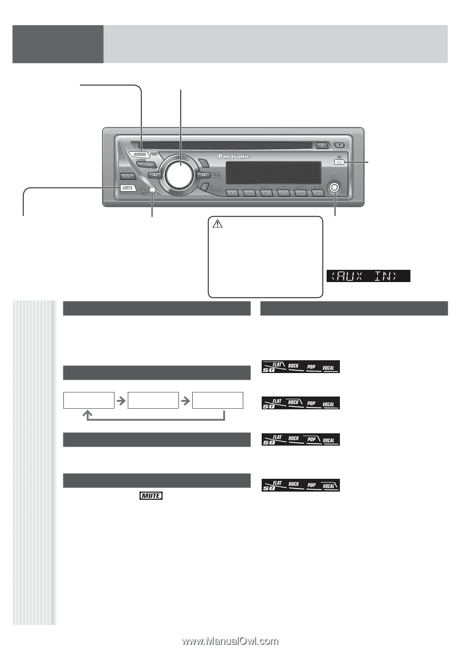 medium resolution of panasonic cq c1305u wiring diagram wiring diagrampanasonic cq c1305u auto radio cd deck mult lang page
