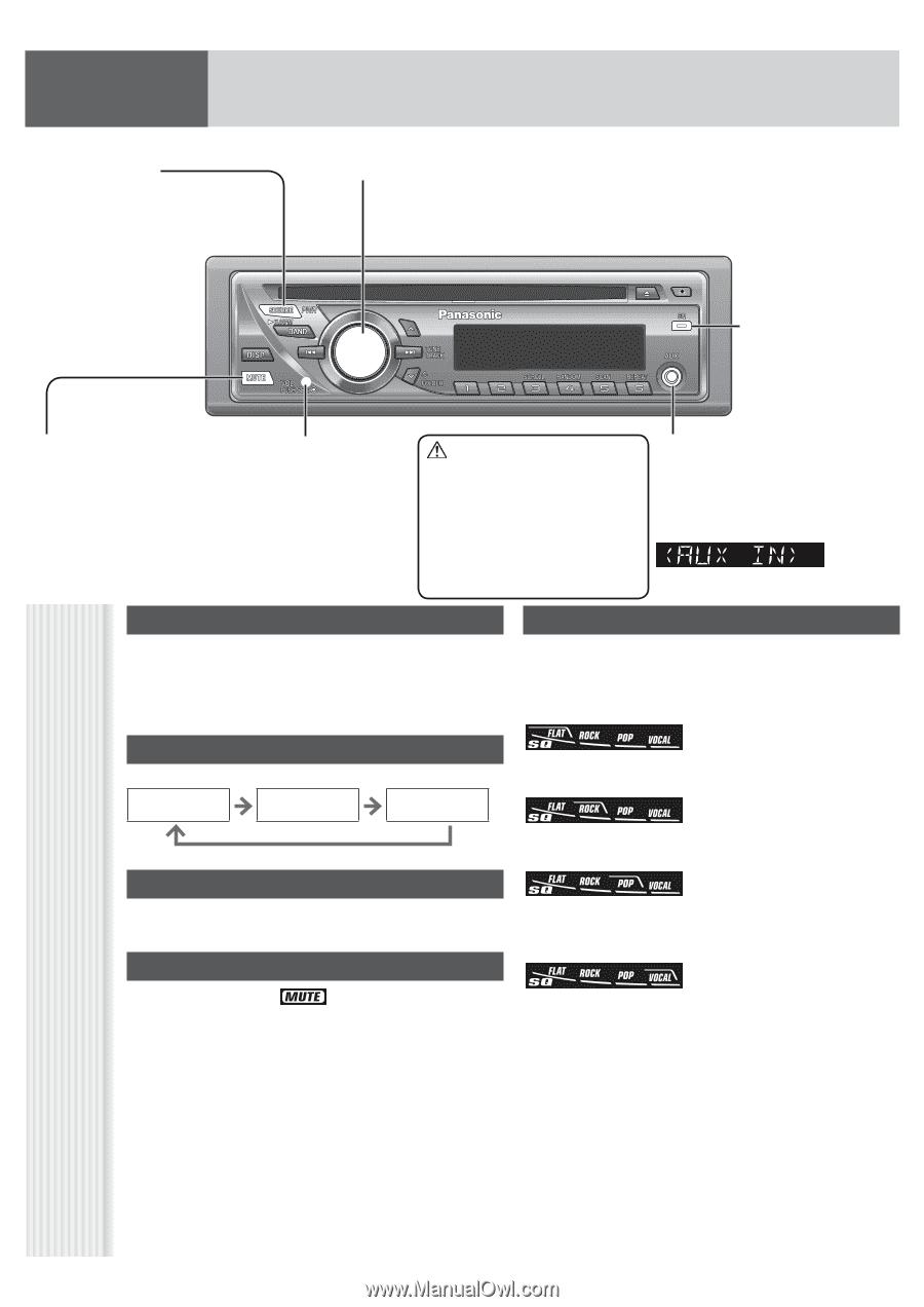 hight resolution of panasonic cq c1305u wiring diagram wiring diagrampanasonic cq c1305u auto radio cd deck mult lang page