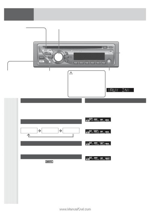 small resolution of panasonic cq c1305u wiring diagram wiring diagrampanasonic cq c1305u auto radio cd deck mult lang page