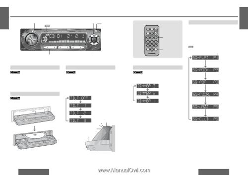small resolution of panasonic cqc5410u cqc5110u user guide xplod wiring diagram panasonic cq c5110u wiring diagram