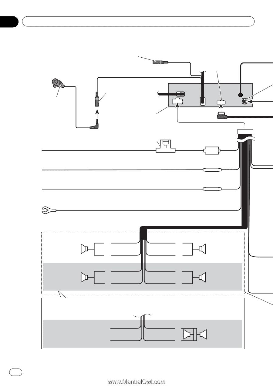 pioneer deh p4800mp wiring diagram pioneer deh