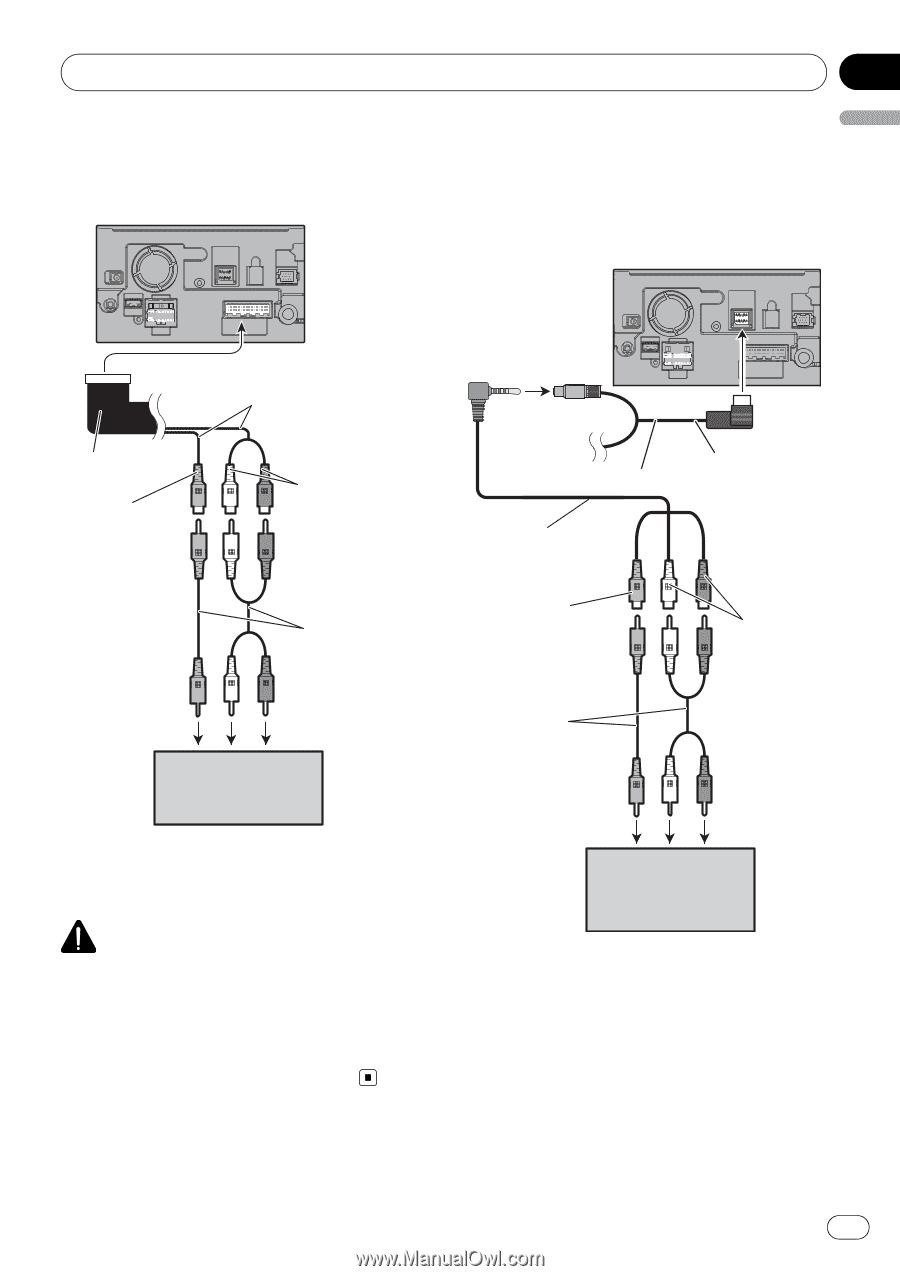 Pioneer Avic Z1 Wiring Diagram