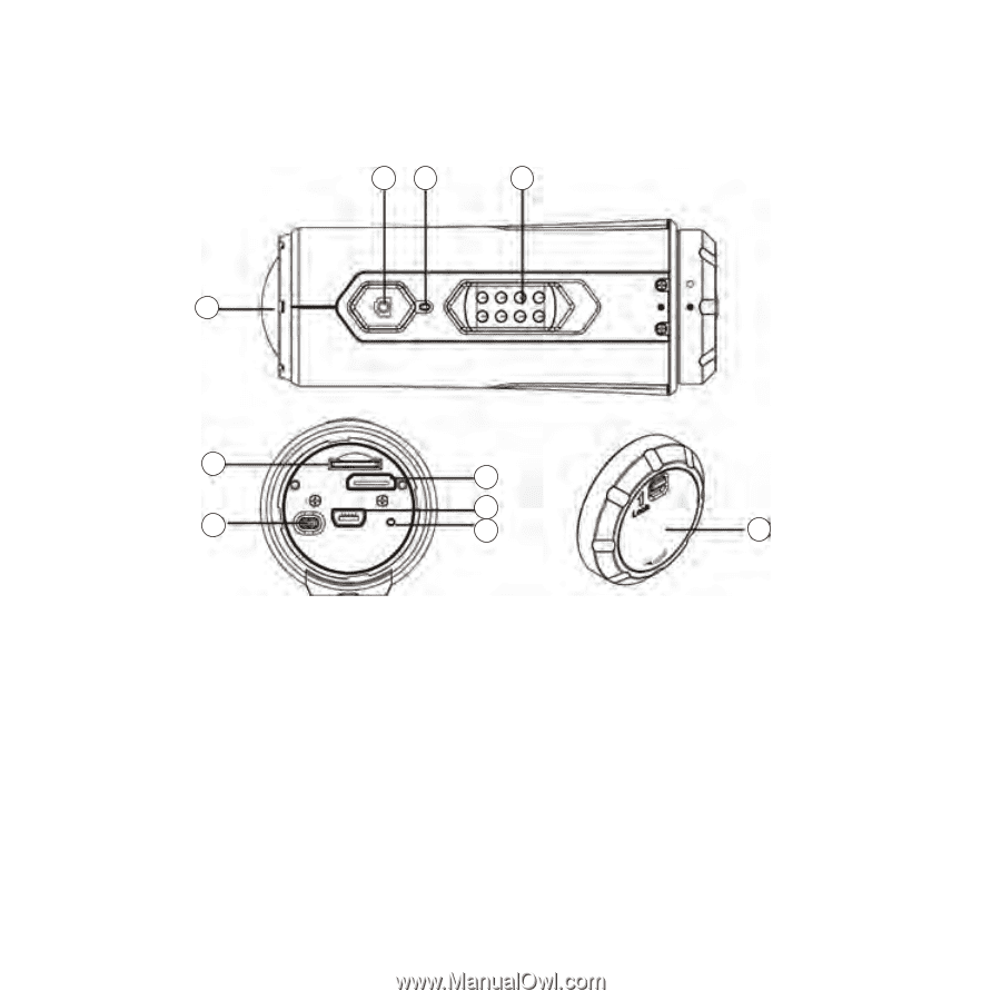 Electronics Accessory Kits Polaroid XS100 Lens Replacement Kit