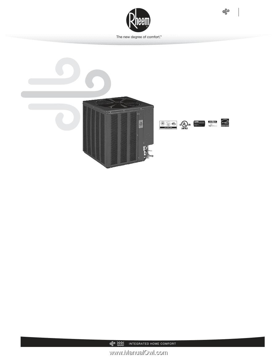e301rh95 rheem electric water heater manual