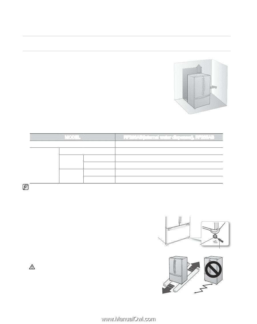 medium resolution of setting up your french door refrigerator