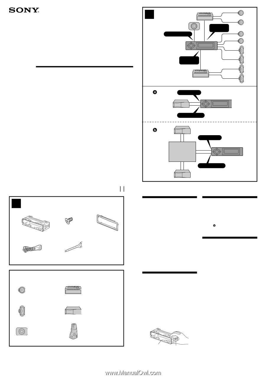medium resolution of sony cdx fw700 wiring diagram