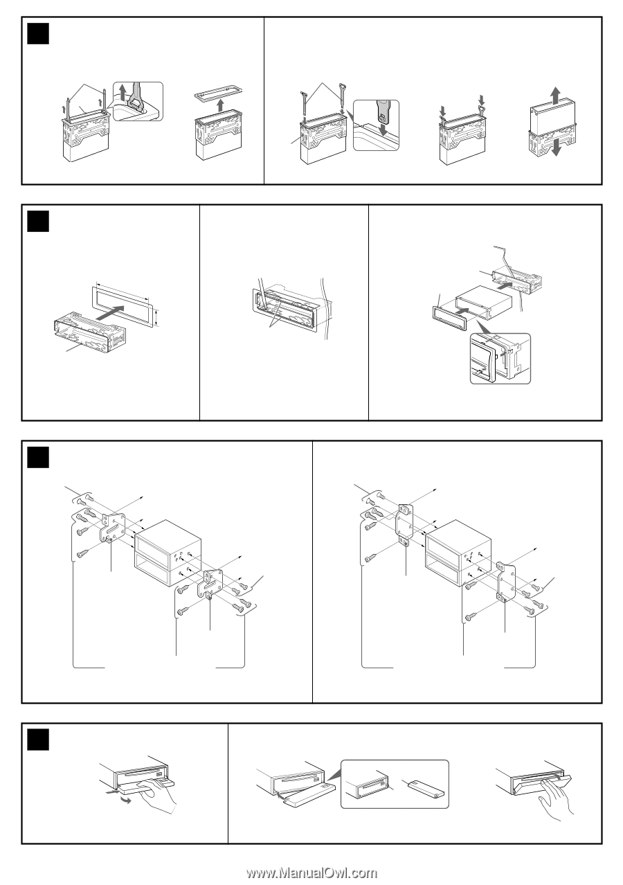 medium resolution of sony cdx fw700 installation connection instructions page 1 182 mm