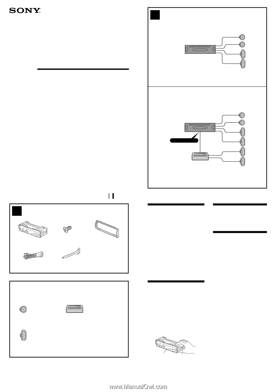 hight resolution of 1 sony cdx sw200 wiring diagram wiring diagrams sony xplod cdx sw200 wiring