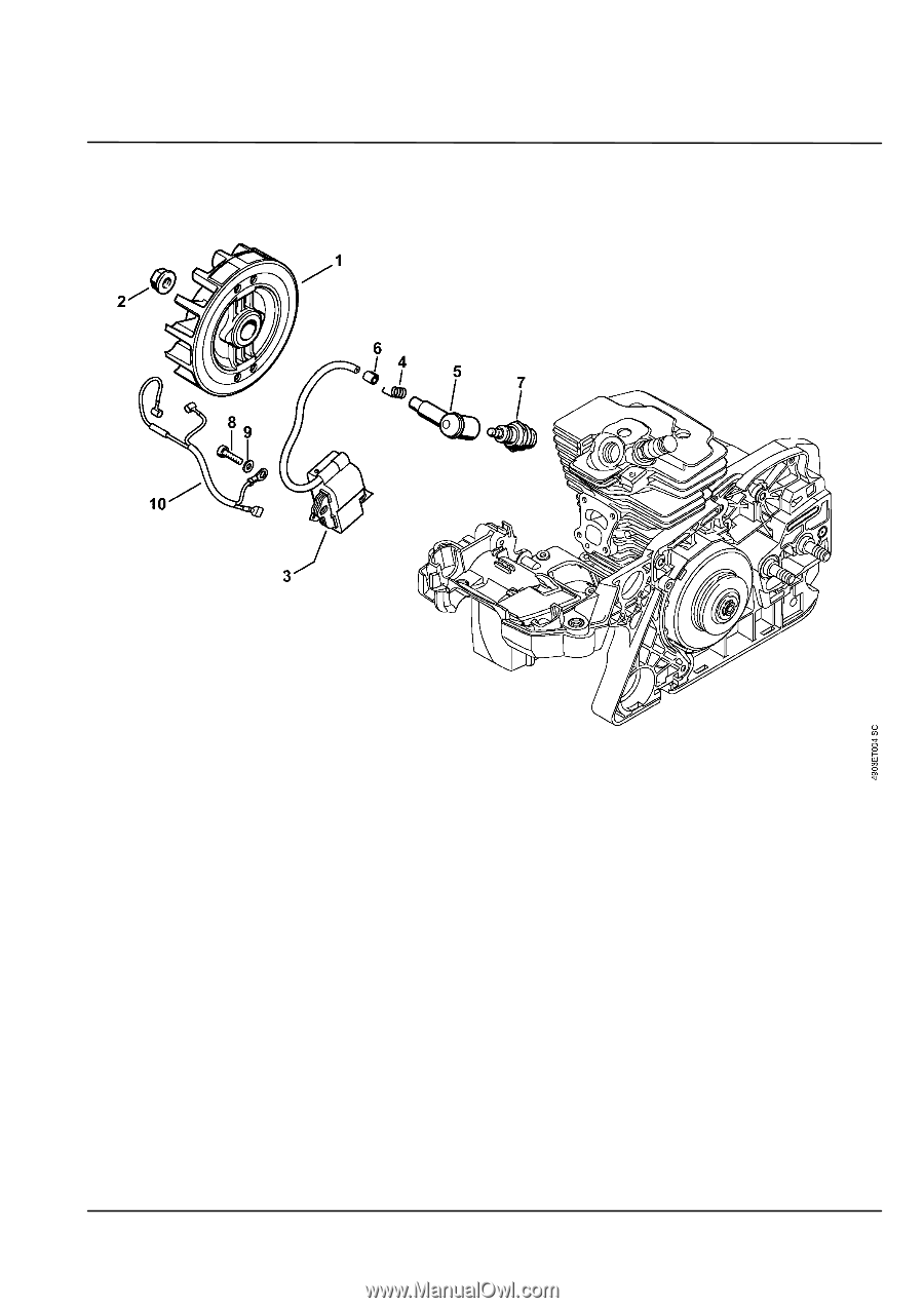 Stihl 021 Engine Diagram Husqvarna Engine Diagram Wiring