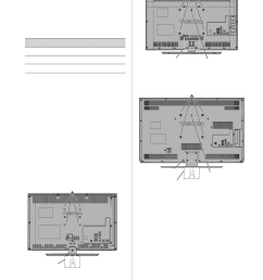 toshiba 40s51u wiring diagram wiring diagram info toshiba 40s51u owners manual page 6 toshiba 40s51u wiring [ 900 x 1278 Pixel ]