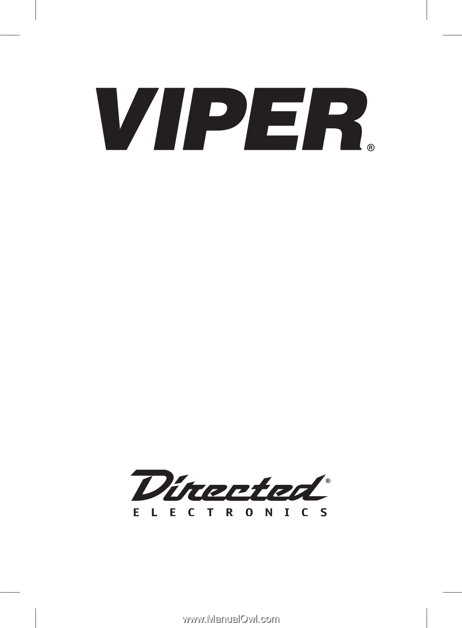 Viper 4105v Wiring Diagram