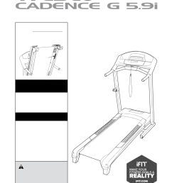 weslo cadence g 5 9i treadmill english manual old mobile home electrical wiring weslo treadmill wiring diagram [ 900 x 1165 Pixel ]