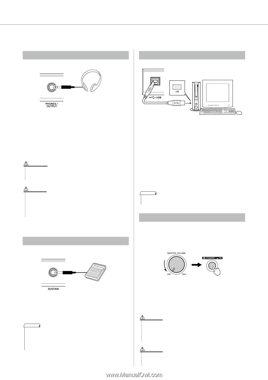 Yamaha psr e413 manual