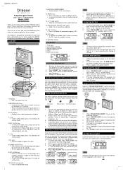 Oregon Scientific EW96 Manual