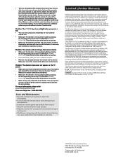 RCA RCR314WR Manual